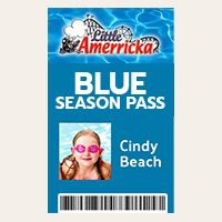 Blue Season Pass
